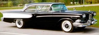The Ford Edsel was what Ford wanted to sell not what the target market wanted to buy.