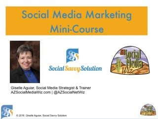 Free Social Media Marketing Mini-Course