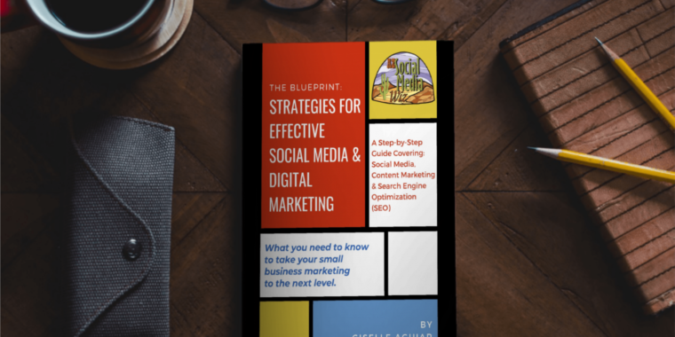 The Blueprint ebook: Your Total Digital Marketing Strategy Solution!