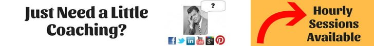 Social Media 1:1 coaching & training