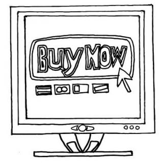 Buy now call to action on every page for effective marketing