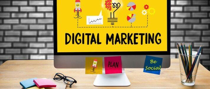 Digital marketing strategies and news