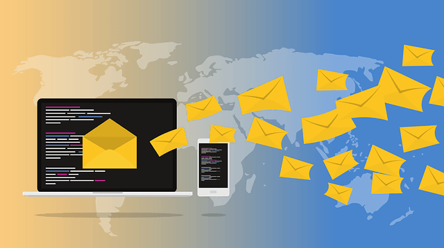 Do a monthly email newsletter to promote your blog posts & drive people to your website.