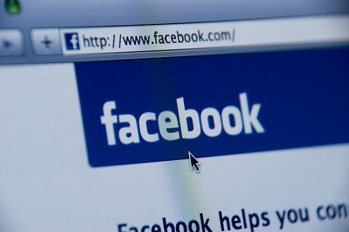 Can our Facebook page initially serve as our website?