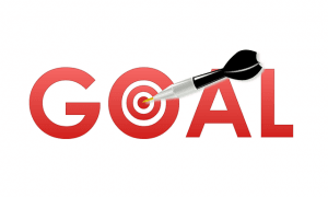set goals for your marketing