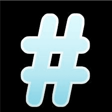 Hashtags are powerful on Twitter part of your marketing
