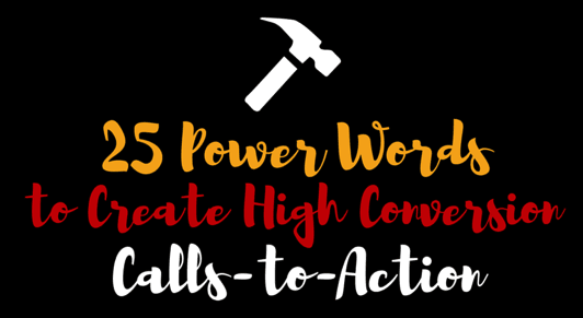 25 Powerful Words to Generate Quality Leads [Infographic]
