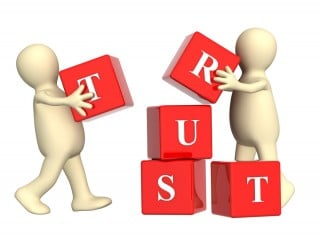 Building Credibility & Trust online with social marketing
