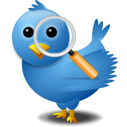 Twitter has a powerful internal search engine as do all the social media networks.