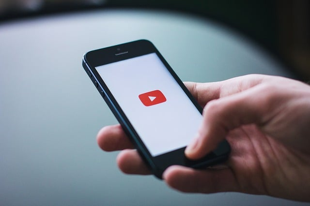 YouTube video mobile